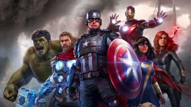 Marvel's Avengers – okładka artbooka zdradza fabularny spoiler