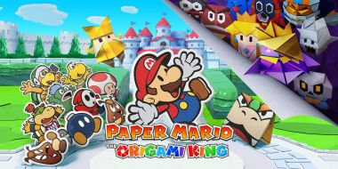 Paper Mario: The Origami King – recenzja gry
