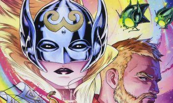 Potężna Thor. Wojna Asgardu z Shi'ar. Tom 3 - recenzja komiksu