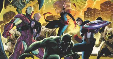 Dlaczego Moon Knight poluje na Avengers? Zazdrosny bóg nie odpuszcza
