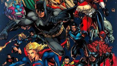 DC FanDome podzielone na dwa wydarzenia. Plakat ujawnia wygląd nowej Batwoman?