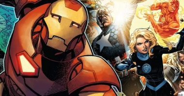 Marvel - nowa zbroja Iron Mana powstała dla [SPOILER]. Przywołano też Avengers: Endgame