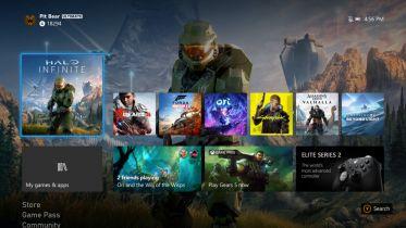 Uczestnicy programu Xbox Insiders mogą testować nowy interfejs Xboxa