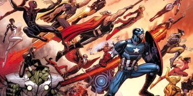 Marvel - tak śmiercionośnych Avengers jeszcze nie było. Opanował ich... [SPOILER]