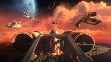 Star Wars: Squadrons ze wsparciem dla kontrolerów HOTAS