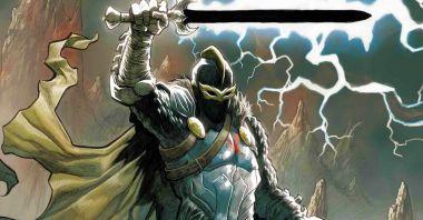 Eternals - Black Knight wrogiem Przedwiecznych? Komiks zmienia genezę potężnej broni