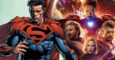 Heros DC właśnie odtworzył jedną z najbardziej wzruszających scen z MCU
