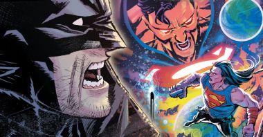 Batman i Wonder Woman w mrocznym świecie mają złowrogą córkę. Z kolei Martha Wayne to [SPOILER]