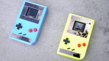 Powstał Game Boy zasilany energią słoneczną i cieplną
