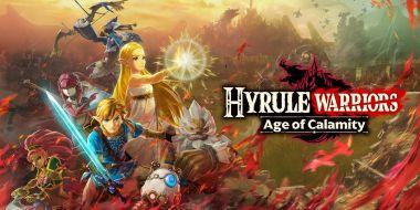 Hyrule Warriors: Age of Calamity zapowiedziane. Nintendo prezentuje nowy spin-off serii The Legend of Zelda
