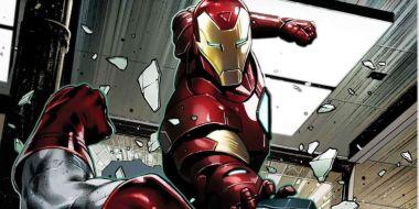 Tak nokautuje Iron Man. Potężny herold Galactusa wyrzucony poza Układ Słoneczny