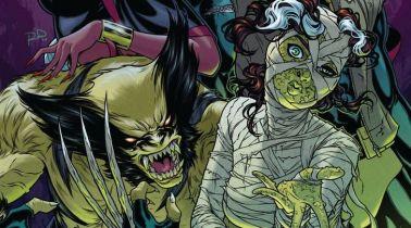 Marvel znów straszy. Październikowe komiksy opanuje klasyczny horror