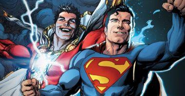 Superman i Shazam już niedługo będą rodziną? Miłość à la DC w cieniu walki z zombie