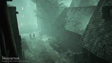 I, the Inquisitor - nowe informacje o grze na podstawie twórczości Jacka Piekary. Są też pierwsze grafiki