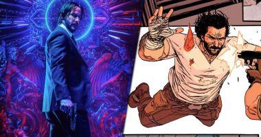 Keanu Reeves napisał komiks - fani wpłacają pieniądze jak szaleni. Jest opcja na Wasz występ!