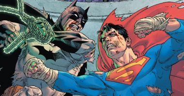 Batman vs. Superman - kto wygra? Sprawdziło to dwóch śmieszków; miażdżący finał