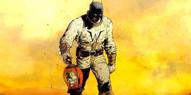 Batman. Ostatni rycerz na Ziemi. Tom 1 - recenzja komiksu