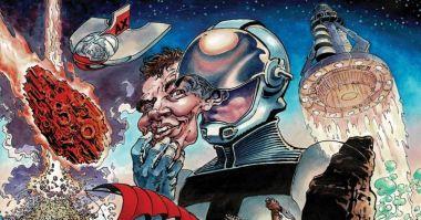 Bogowie z gwiazdozbioru Aquariusa - recenzja komiksu