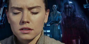 Gwiezdne Wojny - książka potwierdza u Rey wrodzoną zdolność Jedi