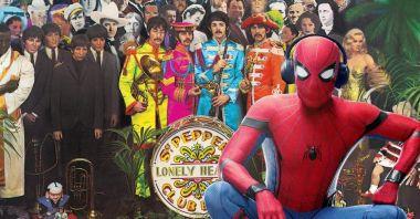 All you need is... Spider-Man. Pajączek ratuje świat z pomocą utworów The Beatles