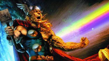 Marvel - [SPOILER] podniósł Mjolnir, zanim urodził się Thor. Godne są też... Muppety i psy
