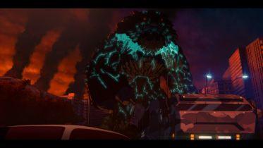 Pacific Rim: The Black - pełny zwiastun serialu anime Netflixa