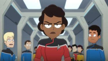 Star Trek: Lower Decks: sezon 1, odcinek 10 (finał sezonu) - recenzja