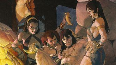 Conan Barbarzyńca. Życie i śmierć Conana, Księga 2 - recenzja komiksu