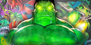 Marvel pokazał jedną z najobrzydliwszych przemian Hulka w historii