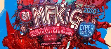 Bagiński, Rosiński, Sienkiewicz: program MFKiG Cyber Edition na niedzielę