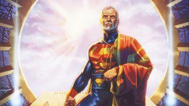 Zupełnie nowy Superman nadciąga. Wygląda jak Conan, ma potężny miecz i pochodzi z przyszłości