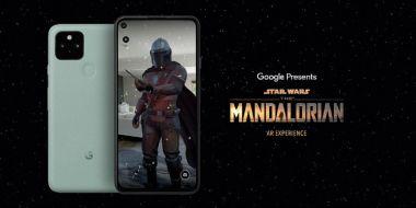 The Mandalorian trafi na nasze komórki za sprawą aplikacji AR