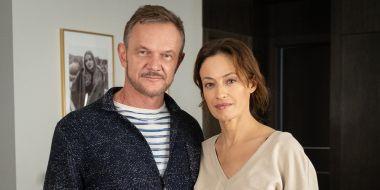 Tajemnica zawodowa - Magdalena Różczka i Cezary Pazura w nowym serialu TVN