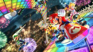 Mario Kart Live: Home Circuit z Rainbow Road. Fani odtworzyli kultową trasę