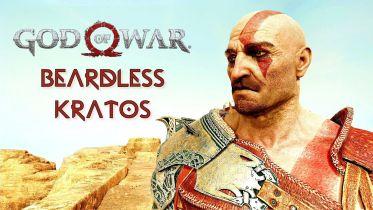 God of War - Kratos bez brody to coś z sennych koszmarów. Zobaczcie wideo