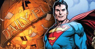 Daily Planet ma nowego właściciela. Nawet Superman jest zdziwiony
