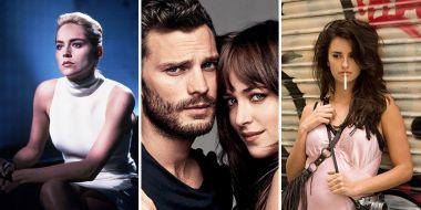 """Wybrano """"najseksowniejsze"""" filmy w historii. 50 twarzy Greya wysoko, ale zwyciężył klasyk"""