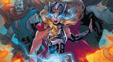 Potężna Thor. Thor Wojny. Tom 4 - recenzja komiksu