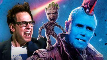 """Wiceprezydent USA nazwał członków sił kosmicznych """"Strażnikami"""". James Gunn ostro odpowiada"""
