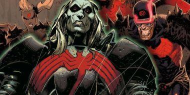 Marvel - najpotężniejszy Iron Man w historii, Knull traci Kapitana Amerykę! Wrze w King in Black