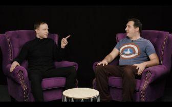Piotr Trojan gościem podcastu Rozmowy naEKRANIE [VIDEO]