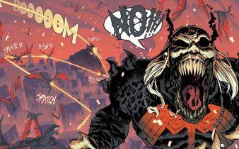 Marvel - King in Black przedłużone. Knull nie jest bogiem; Rękawica Nieskończoności na horyzoncie!
