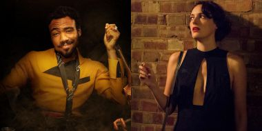 Donald Glover i Phoebe Waller-Bridge w serialowej wersji Pana i Pani Smith