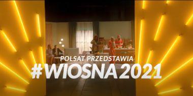 Polsat - piosenka z reklamy ramówki wiosna 2021. Kto śpiewa i jaki ma tytuł?
