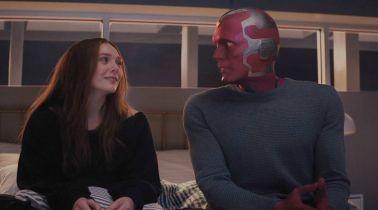 Doktor Strange 2 - reżyser filmu był zaangażowany w tworzenie WandaVision?