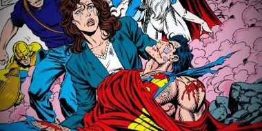 DC planuje znów uśmiercić Supermana? Coś w tej sprawie jest na rzeczy
