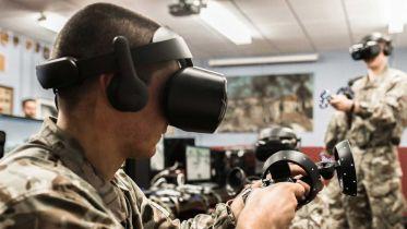 Brytyjscy żołnierze będą trenowali w wirtualnej rzeczywistości