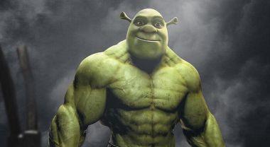 Shrek jako Hulk, Doktor Strange jako Harry Potter i inni. Te grafiki zachwycą fanów