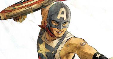 Nowy Kapitan Ameryka będzie gejem. Marvel wzmacnia LGBTQ w uniwersum