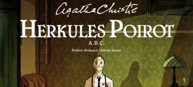 Agatha Christie. Herkules Poirot. A.B.C. - recenzja komiksu